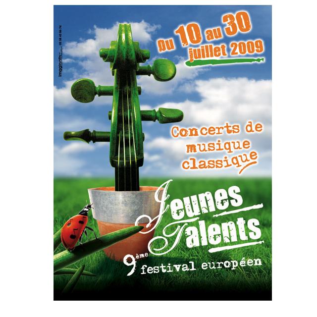 9ème Festival Européen Jeunes Talents