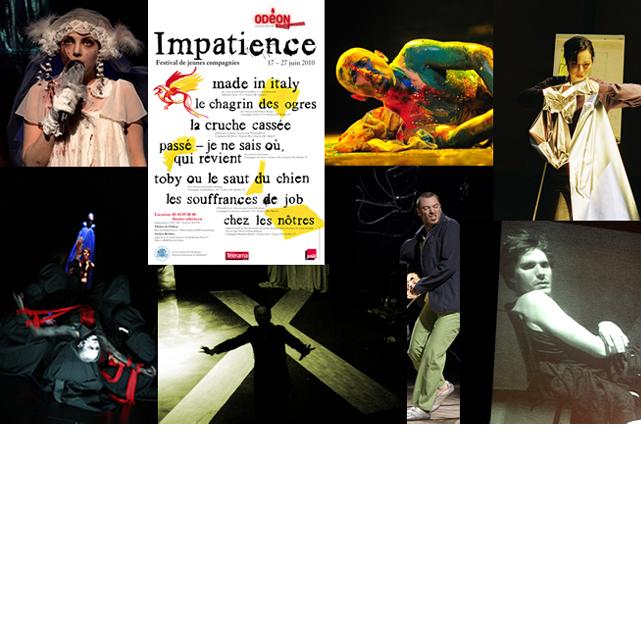 Impatience – Festival de jeunes compagnies