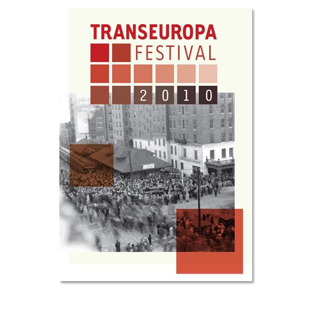 Festival Transeuropa 2010