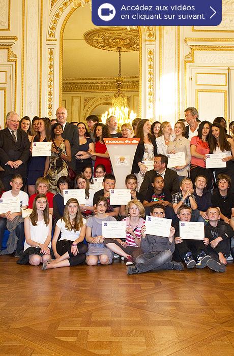 Remise des Prix Hippocrène 2011