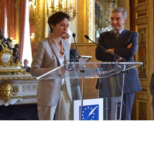 Prix Louise Weiss du Journalisme Européen 2012