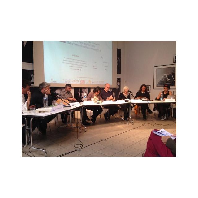 Forum Lyon 2014 & Projet théâtral à Sarajevo