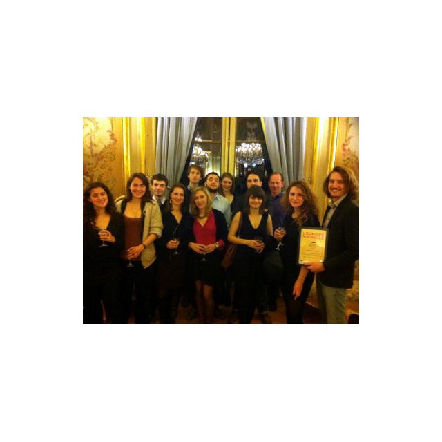 Prix Louise Weiss du Journalisme Européen 2014