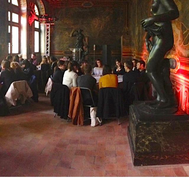 Les rencontres internationales étudiantes du Festival de l'histoire de l'art 2015