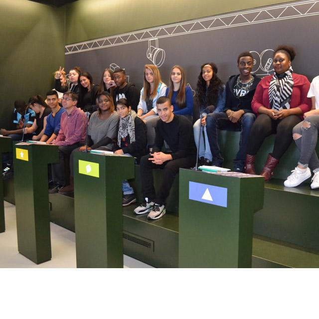 Ateliers de formation sur les questions européennes pour les professeurs et les élèves
