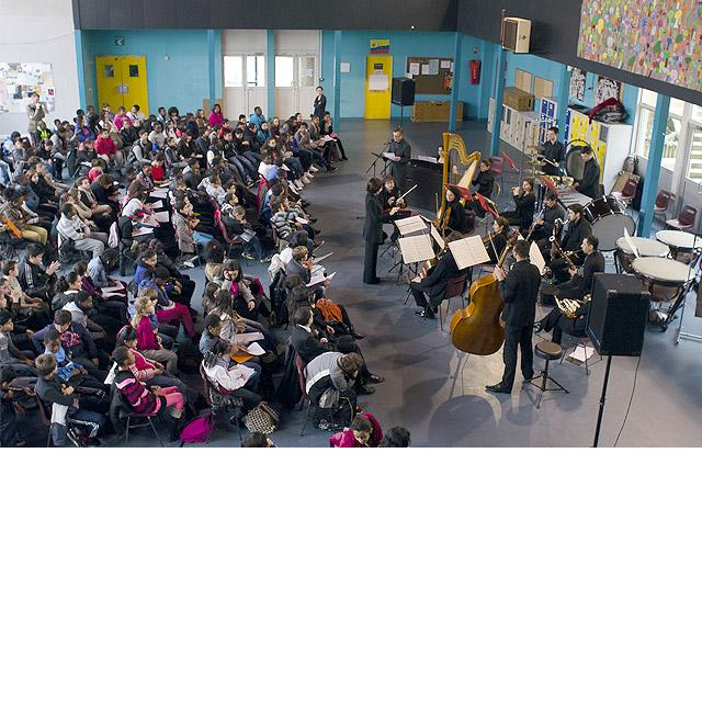 Concerts du Paris Mozart Orchestra