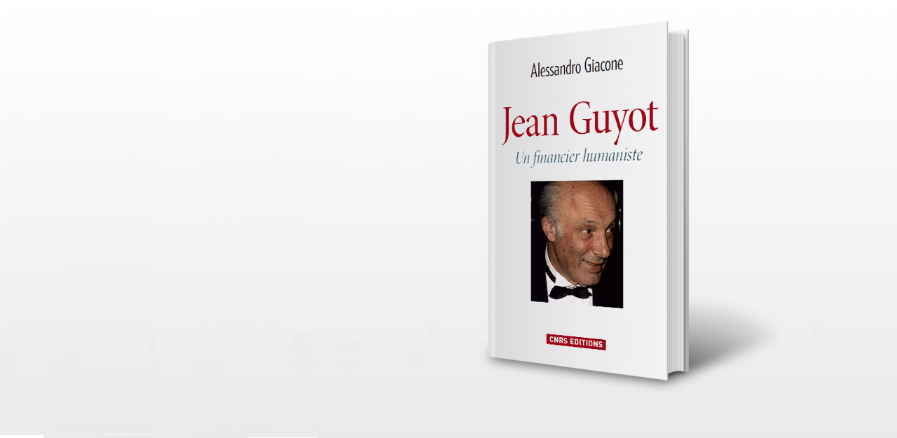 Publication de la biographie de Jean Guyot