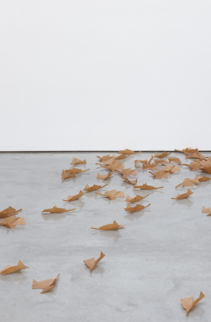 Martin Boyce - Evaporated Pools.