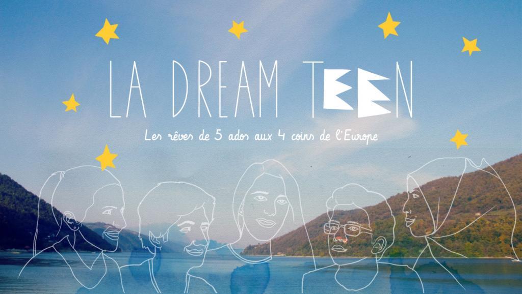 Les rêves de 5 ados aux quatre coins de l'Europe