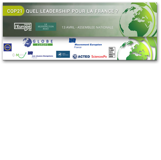 COP 21 : quel leadership pour la France ?