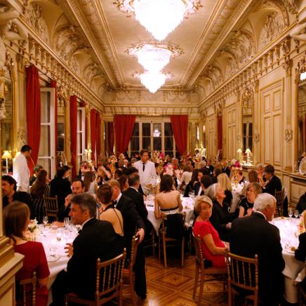 Jährlichen Abendessen 2015