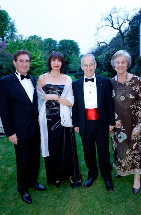 Soirée annuelle 2015 du Cercle des amis de la Fondation