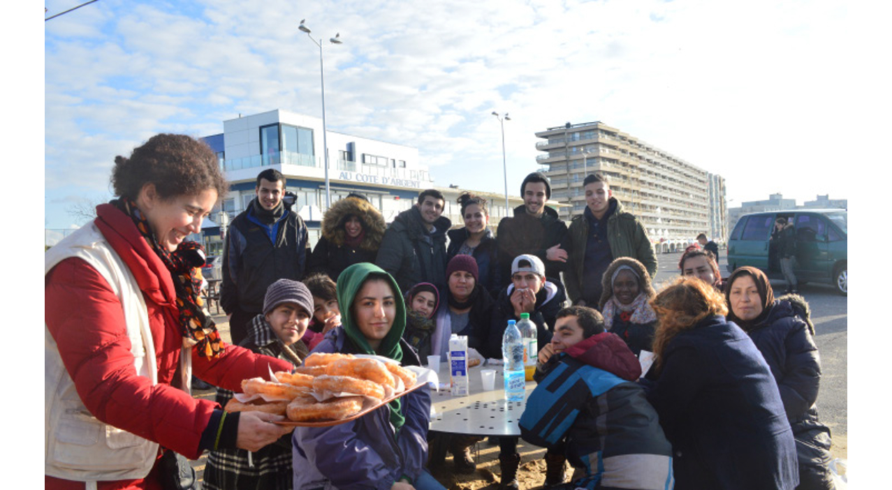 L'Odyssée des migrants vers l'Europe