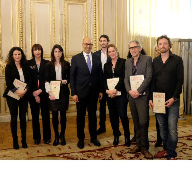 Prix Louise Weiss du Journalisme Européen 2015