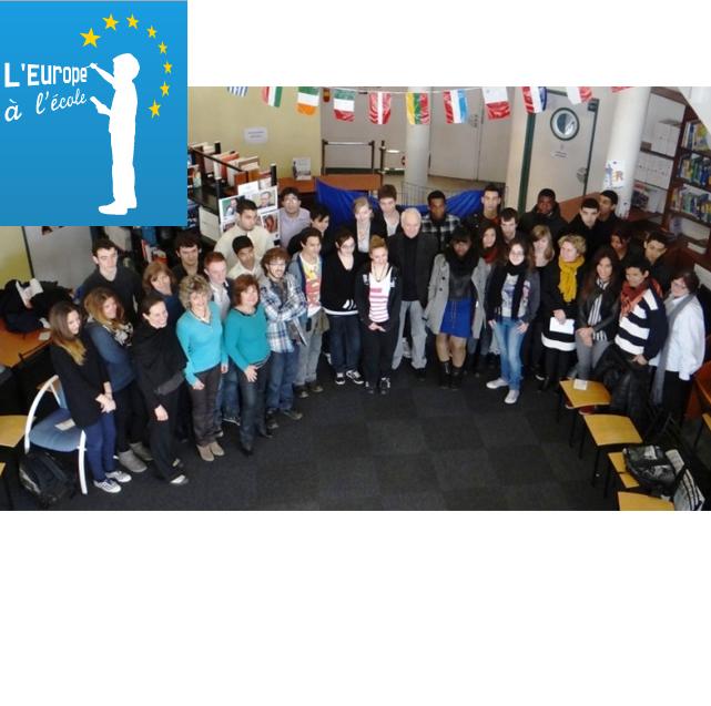 Eurodéputé à l'Ecole