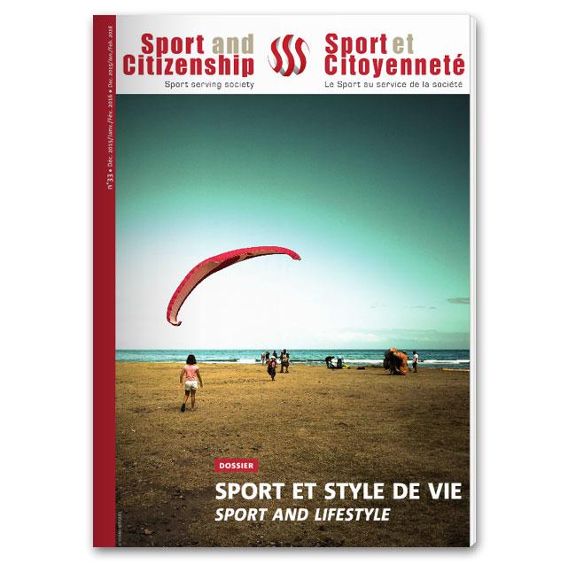 Le sport et le style de vie des Européens