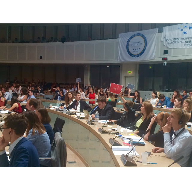 Programme d'activités 2016 du PEJ-France