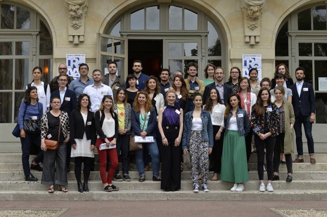 Rencontres internationales étudiantes du Festival de l'histoire de l'art 2018