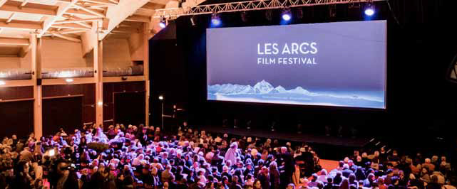 Les Arcs Film Festival