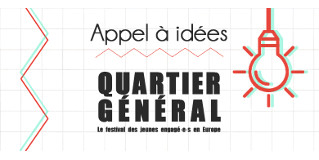 Quartier Général – Le Festival des jeunes engagé.e.s en Europe